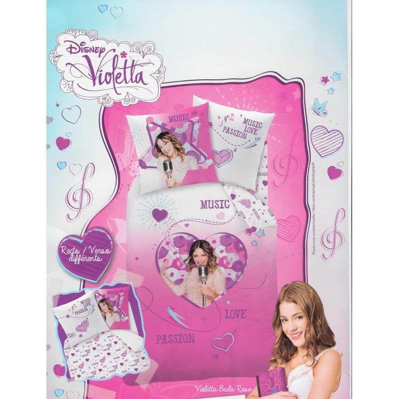 Parure de lit Violetta pour enfant