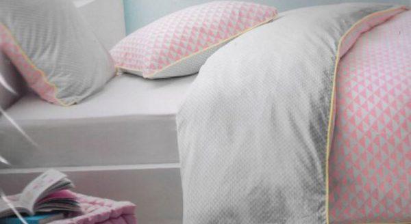 parure de lit voyageur avec housse de couette large